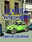 Coches Volkswagen  Libro de Colorear : Libro de Colorear Carros Colorear Niños 3-8 Años!  (Coches Volkswagen - Libro de Colorear)