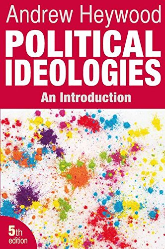 Political Ideologies: An Introduction por Andrew Heywood