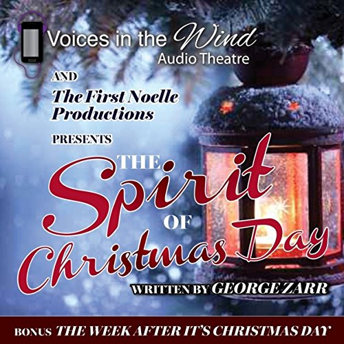 The Spirit of Christmas Day  Audiolibri