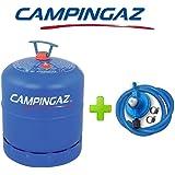 BOMBOLA PIENA CAMPINGAZ ART. 907 CON 2,75 KG GAS + KIT REGOLATORE ORIGINALE CAMPINGAZ