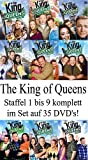 King of Queens - Staffel 1-9 (35 DVDs)