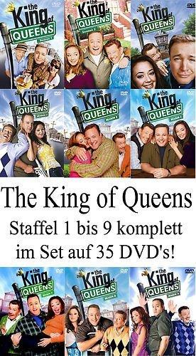Staffel 1-9 (35 DVDs)