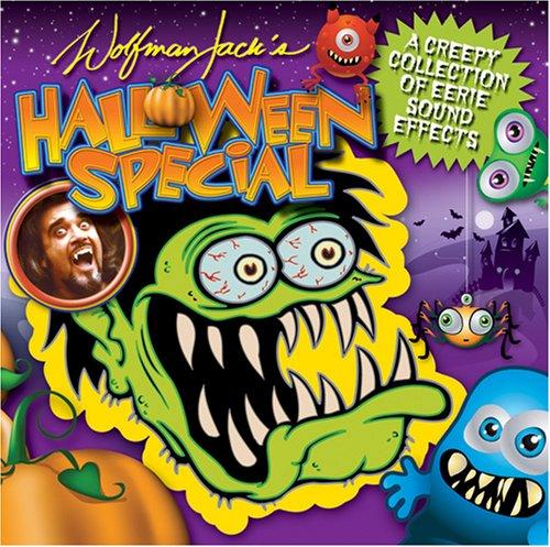Wolfman Jack S Spooky Sounds
