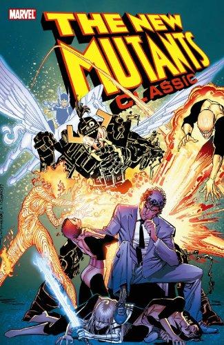 New Mutants Classic Volume 5 TPB por Chris Claremont