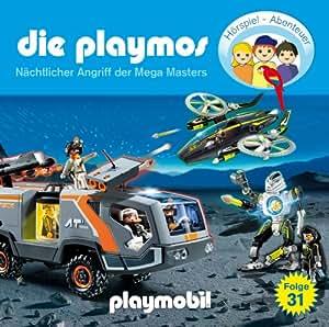 Die Playmos / Folge 31 / Nächtlicher Angriff der Mega Masters