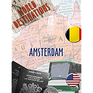 World Destinations - Amsterdam