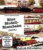 Eine Modell-Eisenbahn (Digital) - H0 Modellbahnanlage - blu-ray - Spieldauer 325 min - auch als DVD