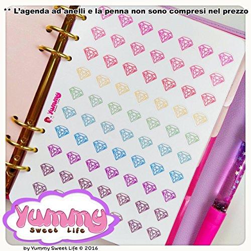 2-fogli-di-adesivi-stickers-a5-diamanti-arcobaleno