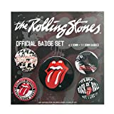 Pack De Badges / Pins The Rolling Stones n°2