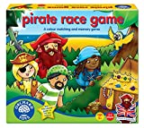 Orchard Toys Pirate Race Game, Multi Col...
