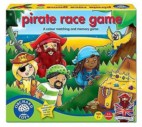 Orchard Toys - Orch048 - Jeu De Société Éducatif - La Course Pirate
