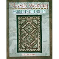 Navajo weaving from the Santa Fe collection, 1971-1996 by Ann Lane Hedlund (1997-08-02)