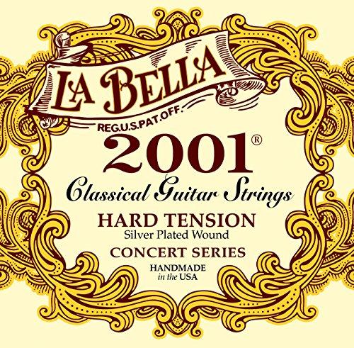 La Bella Classic 2001 HT, Saiten für klassische Gitarre
