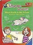 Maus-Alarm in der Schule: Tägliches Lesetraining mit Stickerspaß (Leserabe - Lies dich fit)