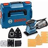 Bosch Professional planslip GSS 160-1 A Multi (180W, 1,6mm oscillations-Ø, i L-BOXX)