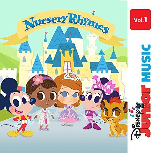 Disney Junior Music Nursery Rhymes - Vol. 1