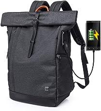 Wasserdicht Laptop Rucksack 15,6 zoll für Männer und Frauen - Cornasee Diebstahlsicherung Tagesrucksack Schulrucksack College-Rucksack,große Kapazität 30L