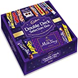 Cadbury Double Deck Selection Box by Cadbury Gifts Direct