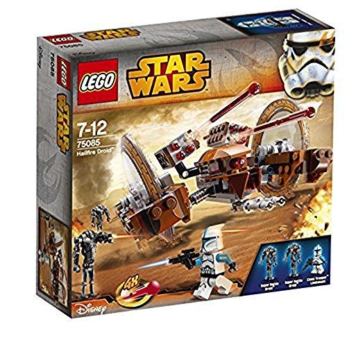 LEGO Star Wars - Juego de construcción, 163 piezas (75085)