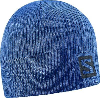 Salomon Kopfbedeckung Mütze Logo Beanie