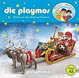 Die Playmos - Folge 43: Wirbel um den Weihnachtsmann (Das Original Playmobil Hörspiel)
