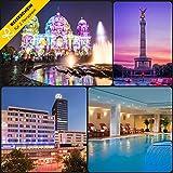 Reiseschein - 3 Tage Luxus im Hotel Palace im Zentrum von Berlin erleben - Gutschein Kurzreise Kurzurlaub Reise Geschenk