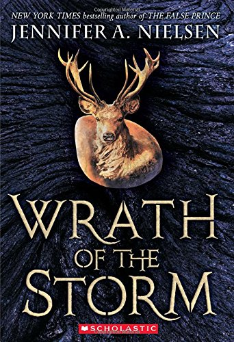 Mark of the Thief #3: Wrath of the Storm