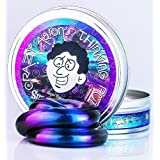 "Super Scarab Super Illusions Crazy Aaron's Thinking Putty Large 4"" Tin 3.2oz New"