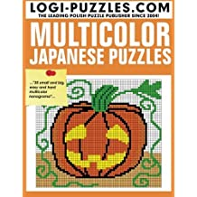 Multicolor Japanese Puzzles by LOGI Puzzles (2013-10-14)