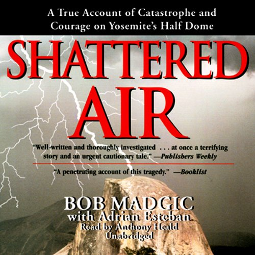 Shattered Air  Audiolibri