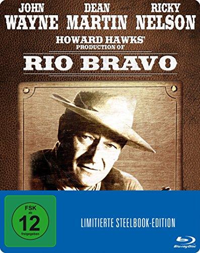 Bild von Rio Bravo (Steelbook) (exklusiv bei Amazon.de) [Blu-ray] [Limited Edition]