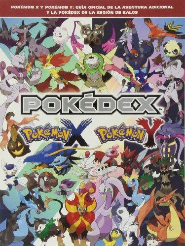 Pokémon X. Pokémon Y. Guía Oficial De La Pokédex De Kalos