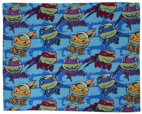 TMNT Teenage Mutant Ninja Turtles Urban Fleece-Decke Tmnt Decke