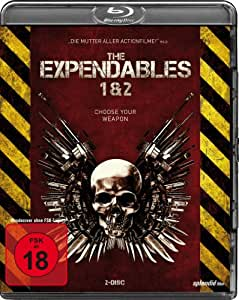 The Expendables 1+2(Blu-ray) (FSK 18)