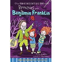 Brownies con Benjamín Franklin / Brownies with Benjamin Franklin (Tienda De Dulces Salto En El Tiempo / Time Hop Sweets Shop)