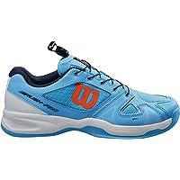 Wilson Rush Pro Jr Ql Carpet, Tennis Shoe Mixte Enfant