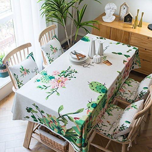 130200 cm beige verde cactus scandinavo moderno moderno moderno Instagram Garden picnic rettangolare da pranzo tovaglia in cotone lino quadrato eco-friendly copre B076M4XWVC Parent   Scelta Internazionale    Up-to-date Stile    Online Store  d0fda3