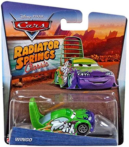Mattel Disney Pixar Cars Radiator Springs Classic Wingo Exclusive Die-Cast Vehicle
