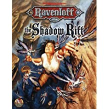 The Shadow Rift (Adventure/Accessory) by Ravenloft (1998-04-06)