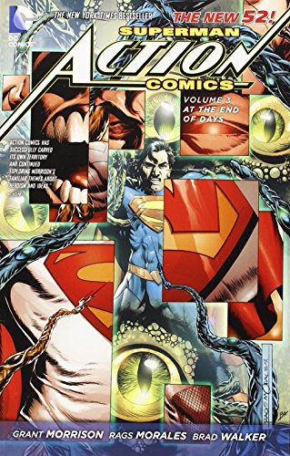 Superman  Action Comics Volume 3: At The End of Days TP (The New 52) (Superman Action Comics: The New 52!)