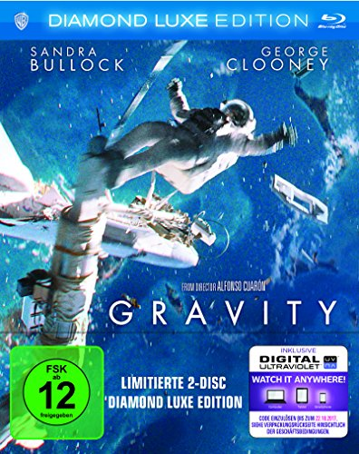 Gravity - Diamond Luxe Edition [Blu-ray] [Limited Edition] (Gravity-diamond)