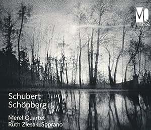 Schubert Schönberg - Schubert: Streichqartett a-moll D 804 «Rosamunde», Schönberg Streichquartett Nr.2 op.10
