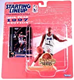 Anfernee Penny HARDAWAY/Orlando Magic * 1997 Extended Series * NBA Kenner Starting Lineup & Exclusive Force Attax Collector Trading Card
