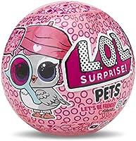 Giochi Preziosi - L.o.L. Surprise Pets S4 SPY EYE, Colore Assortito, LLU50000