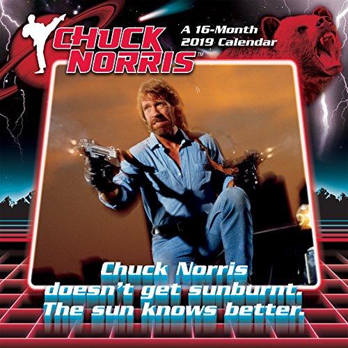 Chuck Norris 2019 Calendar
