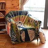 AFAHXX Dekoration Sofa Überwürfe Multifunktion,Dick Caterpillar Sofabezug für Sofa Sofa Couch Stuhl möbel werfen Decke Sofahusse sofaüberwurf-A 160x220cm(63x87inch)