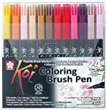 Sakura Koi 24 Water Color Brush Pen Set