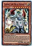 YU-GI-OH.–Zaborg The Mega Monarch (mp15-en154)–Mega Pack 2015–1st Edition–Ultra Rare by Yu-Gi-Oh.