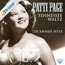Tennesse Waltz - 20 Smash Hits (Plantation Re-recordings)