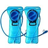 TOMSHOO Mochila Hidratación 5L de Nylon Impermeable para ...